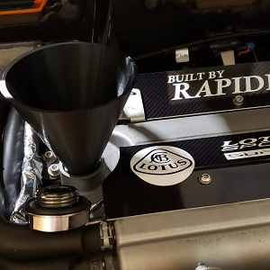 Lotus/Toyota/Lexus oil funnel